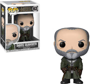 Pop Television 3.75 Inch Action Figure Game Of Thrones - Davos Seaworth #62