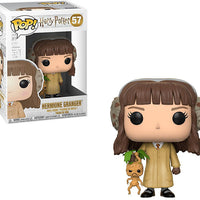 Pop Movies 3.75 Inch Action Figure Harry Potter - Hermione Granger #57