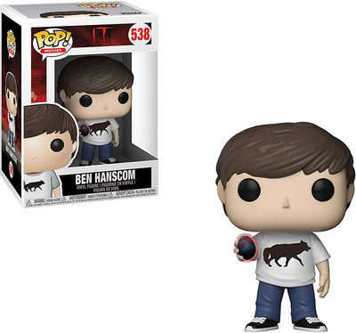Pop Movies 3.75 Inch Action Figure IT - Ben Hanscom #538