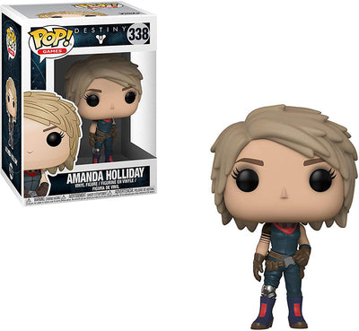 Pop Games 3.75 Inch Action Figure Destiny - Amanda Holliday #338