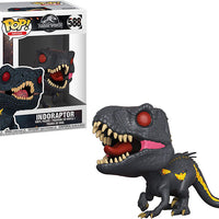 Pop Movies 3.75 Inch Action Figure Jurassic World - Indoraptor #588