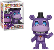 Pop Games 3.75 Inch Action Figure Five Nights At Freddy's - Mr. Hippo #368