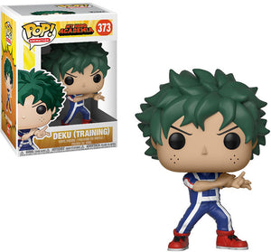 Pop Animation 3.75 Inch Action Figure My Hero Academia - Deku Training #373