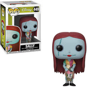 Pop Disney 3.75 Inch Action Figure The Nightmare Before Christmas - Sally #449