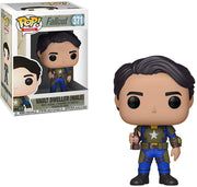 Pop Games 3.75 Inch Action Figure Fallout - Vault Dweller Male #371
