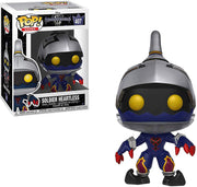 Pop Games 3.75 Inch Action Figure Kingdom Hearts - Soldier Heartless #407