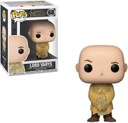 Pop Television 3.75 Inch Action Figure Game Of Thrones - Lord Varys #68