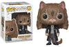 Pop Movies 3.75 Inch Action Figure Harry Potter - Cat Hermione Granger #77