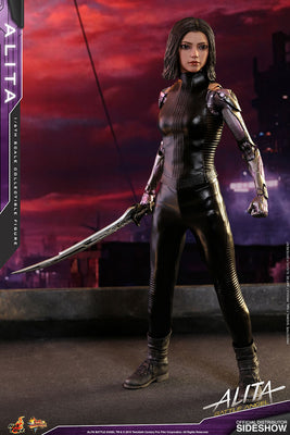 Alita Battle Angel 10 Inch Action Figure Movie Masterpiece 1/6 Scale Series - Alita Hot Toys 903755