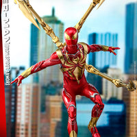 Amazing Spider-Man Comics 12 Inch Action Figure 1/6 Scale Series - Spider-Man (Iron Spider Armor) Hot Toys 904935