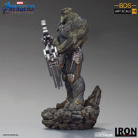 1:10 Art Scale 14 Inch Statue Figure Battle Diorama Series - Cull Obsidian Black Order Iron Studios 905653
