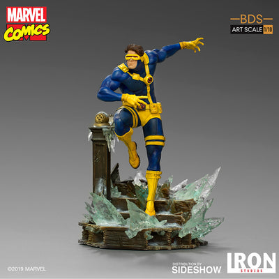 1:10 Art Scale 8 Inch Statue Figure Battle Diorama Series - Cyclops Iron Studios 905584