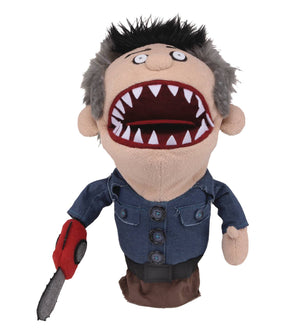 Ash vs Evil Dead 15 Inch Hand Puppet - Possessed Ashy Slashy Puppet