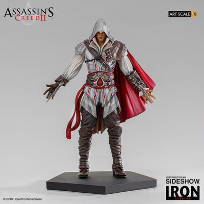 Assassin's Creed II 8 Inch Statue Figure 1:10 Scale Series - Ezio Auditore Iron Studios 905194