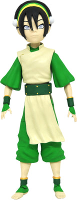 Avatar The Last Airbender 7 Inch Action Figure Select Series 3 - Toph
