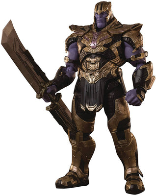 Avengers Endgame SH Figuarts 6 Inch Action Figure - Final Battle Thanos