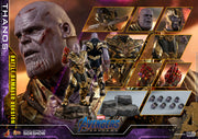 Avengers Infinity War 16 Inch Action Figure 1/6 Scale Series - Thanos (Battle Damaged Version) Hot Toys 905891