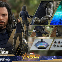 Avengers Infinity War 12 Inch Action Figure Movie Masterpiece 1/6 Scale Series - Bucky Barnes Hot Toys 903795