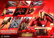 Avengers Infinity War 1/6 Scale Accessories MMS - Iron Man Mark L Accessories Hot Toys 903804 (Figure Sold Seperately)