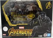 Avengers Infinity War 6 Inch Action Figure S.H. Figuarts - Black Panther