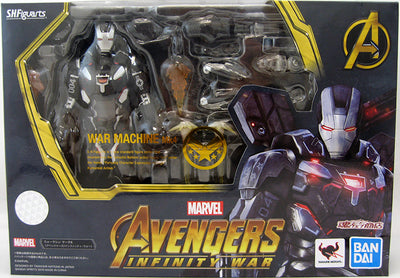 Avengers Infinity War 6 Inch Action Figure S.H. Figuarts - War Machine MK4