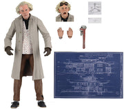 Back to the Future Ultimate Series 7 Inch Action Figure - Doc Brown