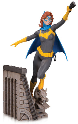 Batman Family 8 Inch Statue Figure Multi Part Statue Series - Batgirl