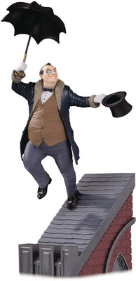 Batman Rogues Gallery 9 Inch Statue Figure Multi Part Series - The Penguin