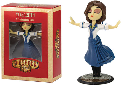 Bioshock Infinite 3.5 Inch Static Figure Collectible Vinyl - Elizabeth