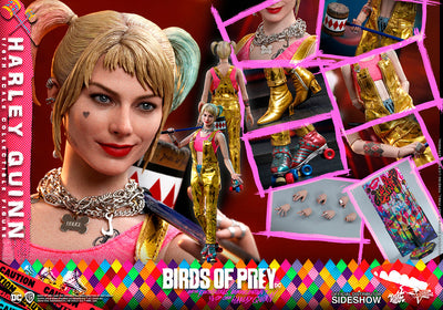Birds Of Prey 11 Inch Action Figure 1/6 Scale Series - Harley Quinn Hot Toys 905902