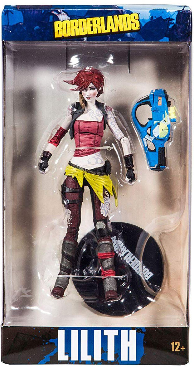 Borderlands 6 Inch Action Figure Series 1 - Lilith