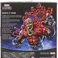 Marvel Legends Deluxe 6 Inch Action Figure - Toxin
