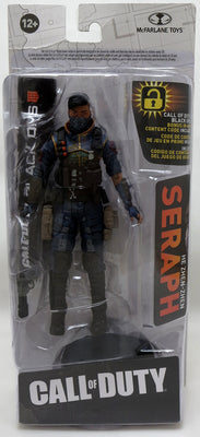 Call Of Duty 7 Inch Action Figure Exclusive - Seraph