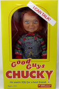 Child's Play 15 Inch Action Figure Mega Scale Series - Good Guys Chucky Happy Face