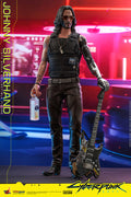 Cyberpunk 2077 12 Inch Action Figure 1/6 Scale - Johnny Silverhand Hot Toys 907403