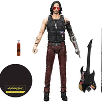 Cyberpunk 2077 7 Inch Action Figure - Johnny Silverhand