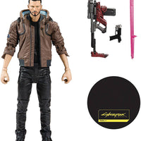 Cyberpunk 2077 7 Inch Action Figure - V