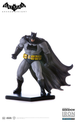 DC 1:10 Art Scale 7 Inch Statue Figure Batman: Arkham Knight - Batman The Dark Knight DLC Iron Studios 903996
