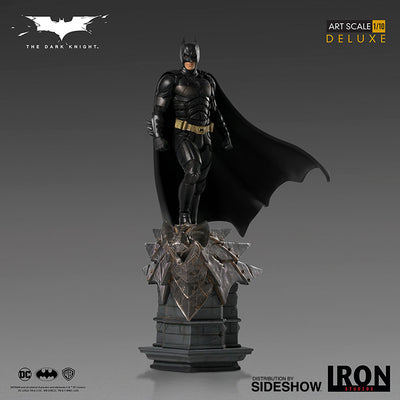 DC Art Scale Series 12 Inch Statue Figure Batman The Dark Knight - Batman Deluxe Iron Studios 906053