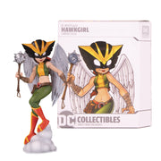 DC Artist Alley 6 Inch Statue Figure Chrissie Zullo - Hawkgirl Color