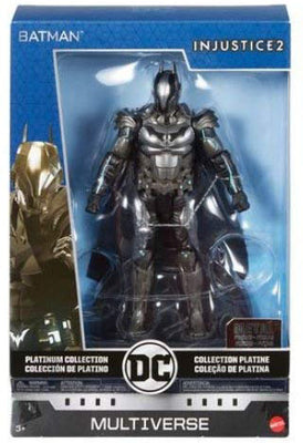 DC Comics Multiverse 6 Inch Action Figure Game Series - Injustice 2 Batman (Shelf Wear Packaging)