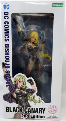 DC Comics Presents 9 Inch Statue Figure Bishoujo - Black Canary 2nd Edition