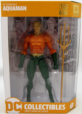 DC Essentials 6 Inch Action Figure - Aquaman