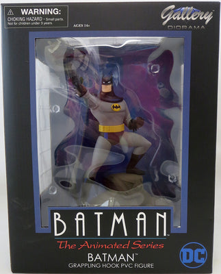 DC Gallery 10 Inch PVC Statue Batman The Animated Series - Batman Version 2
