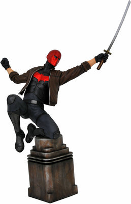 DC Gallery 9 Inch PVC Statue Comics Series - Red Hood