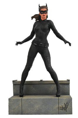 DC Gallery 9 Inch Statue Figure Dark Knight Rises - Catwoman