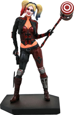 DC Gallery 9 Inch PVC Statue Injustice 2 - Harley Quinn