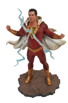 DC Gallery 9 Inch PVC Statue Shazam Movie - Shazam