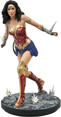 DC Gallery Wonder Woman 1984 9 Inch Statue Figure - Wonder Woman