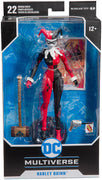 DC Multiverse 7 Inch Action Figure Animated Series - Harley Quinn